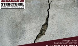 Ceiling Cracks and What They Tell You About Your Foundation