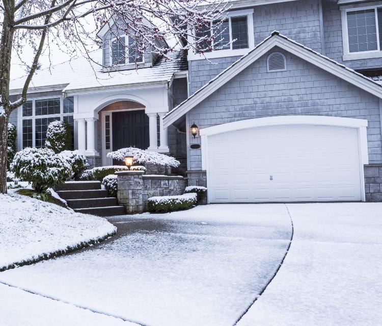 Frost Heaving Effects