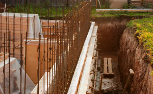 A look at the different types of home foundations for Types of home foundations