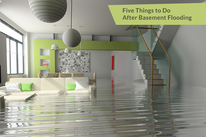 how a flooded basement can adversely impact your foundation